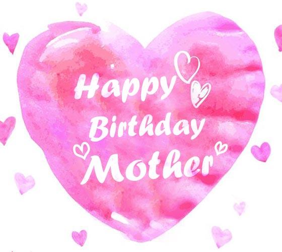 متن تبریک تولد مادر به انگلیسی