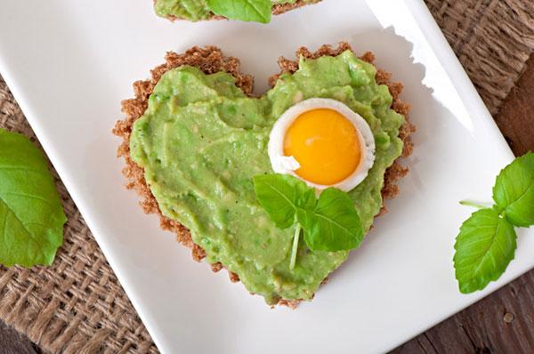 عکس صبحانه عاشقانه