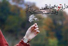 اشعار ادبی زیبا و کوتاه