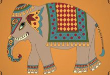 انشا در مورد فیلش یاد هندوستان کرده