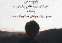 جملات زیبا در مورد درک