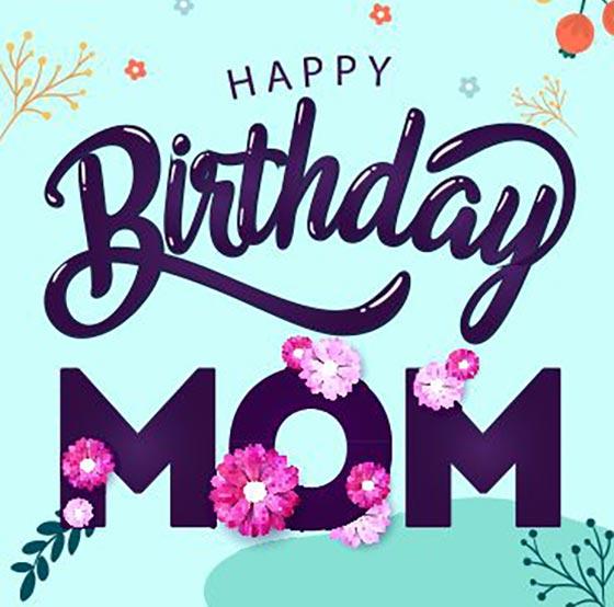 متن تولدت مبارک مامان به انگلیسی