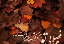 اشعار زیبا و عاشقانه در مورد فصل پاییز