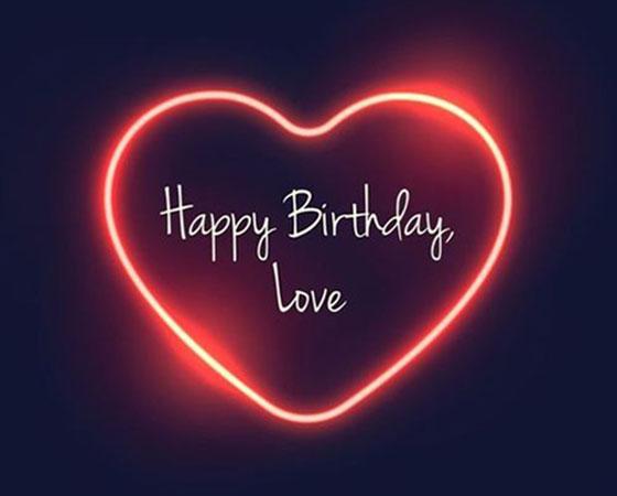 شعر عاشقانه تولدت مبارک عشقم