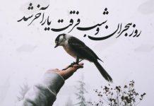 شعر روز هجران و شب فرقت یار آخر شد
